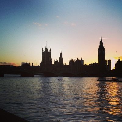 ♥ Bigben Housesofparliament Riverthames London