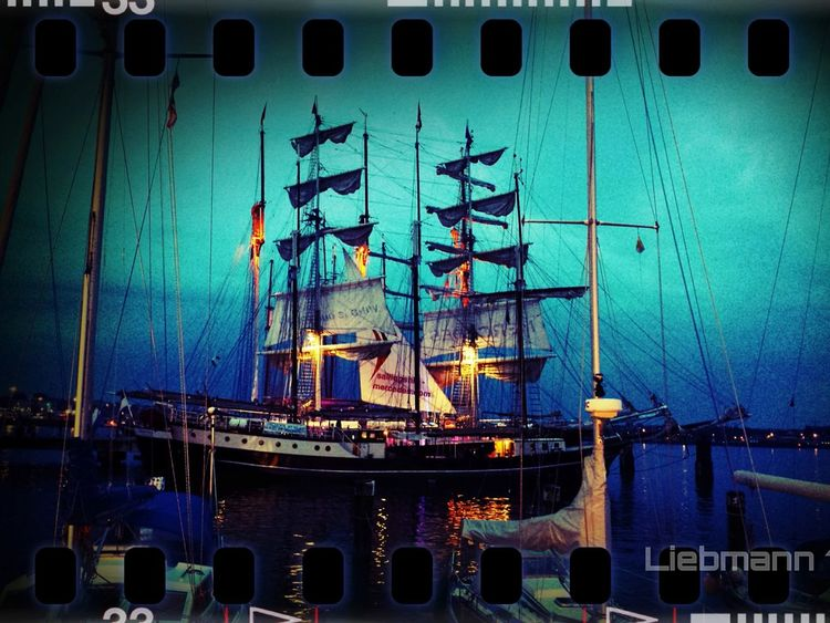 Enjoying Life Kiel Kieler Woche City Sea