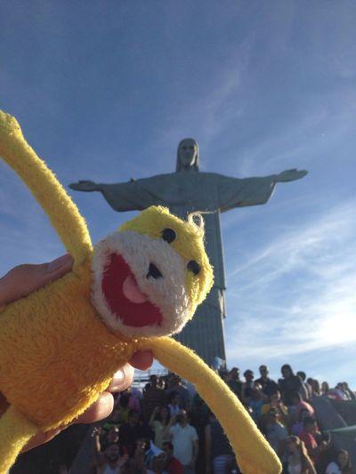Rio De Janeiro Cristo Redentor Flat Eric