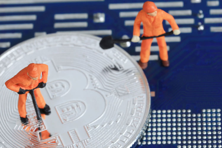 Model people of miners are standing on the silver bitcoin for design in digital concept cryptocurrency or bitcoin currency. Cryptocurrency Trading Models Bitcoin Bitcoin Cash Bitcoin Coin Bitcoin Currency Bitcoin Miner Bitcoin Mining Bitcoin Stock Bitcoin Symbol Bitcoin Wallet Bitcoins Bitcoins Stock Concept Cryptocurrency Cryptocurrency Exchange Cryptocurrency Miner Cryptocurrency Mining Cryptocurrency Wallet Cryptocurrency Worker Digital Model Modeling People Silver Bitcoin
