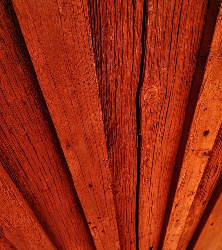 Fishing Cottage Falun Falu Red Backgrounds Red Full Frame Textured  Close-up Plant Bark Rough Wooden