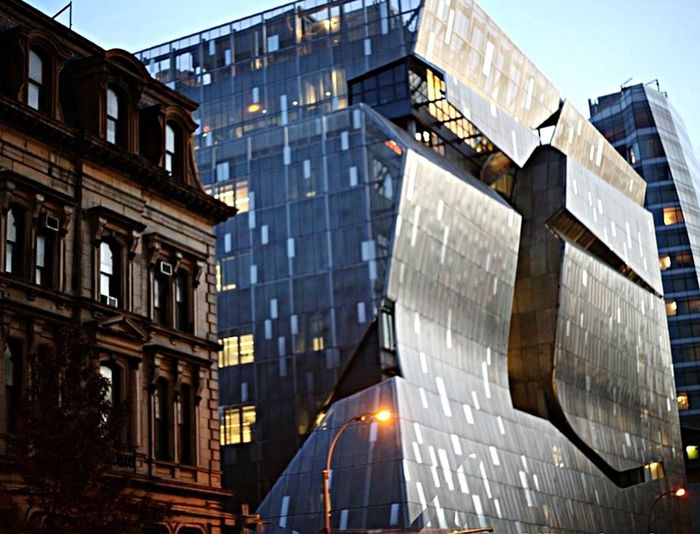 Old York New York Change Architecture Modernization Brick And Mortar Glass And Steel Comparison Two Eras NYC NYC Photography Buildings Old And New Canon The Architect - 2016 EyeEm Awards
