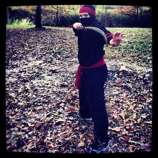 Ninjaskills Halloweenfun ??