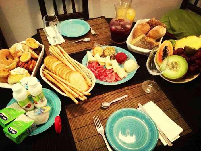 Breakfast De Sonho Com Amor E Carinho