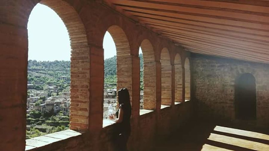 Colegiata History Arch Architecture Built Structure