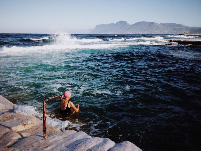 The Amazing Human Body Southafrica Cape Town 88 The Portraitist - 2015 EyeEm Awards Pool Sea Swimming Water Fresh On Market 2018