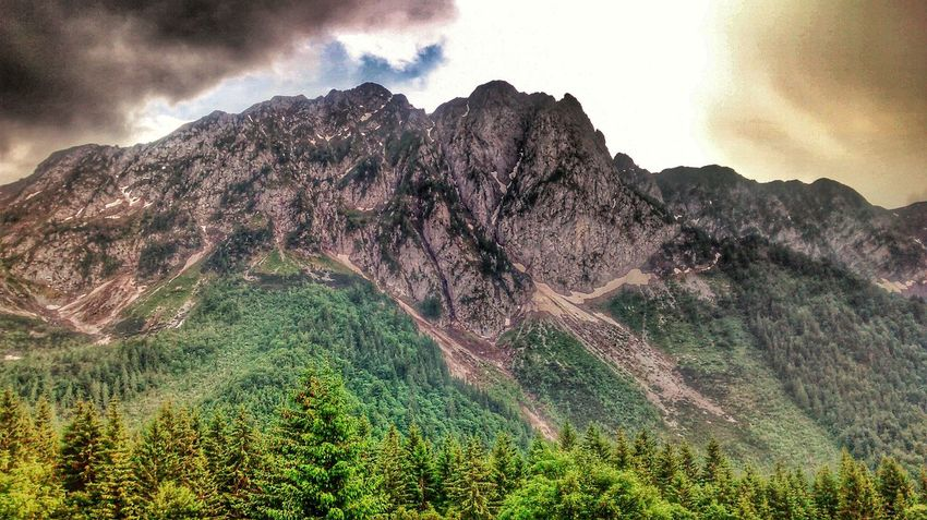 Hdr_Collection Mountains Landscape