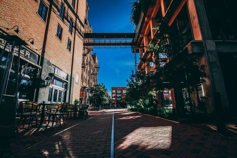 Historic Pearl San Antonio, pretty cool spot with just the right vibes. Architecture Building Exterior Built Structure The Way Forward City Outdoors Day Sky No People Hisoricpearl