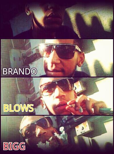 Blowing Loud