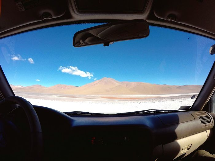 The Drive Nice landscape ! Hanging Out Taking Photos Hello World Enjoying Life Check This Out Nature Relaxing Exploring Bolivia Salar De Uyuni