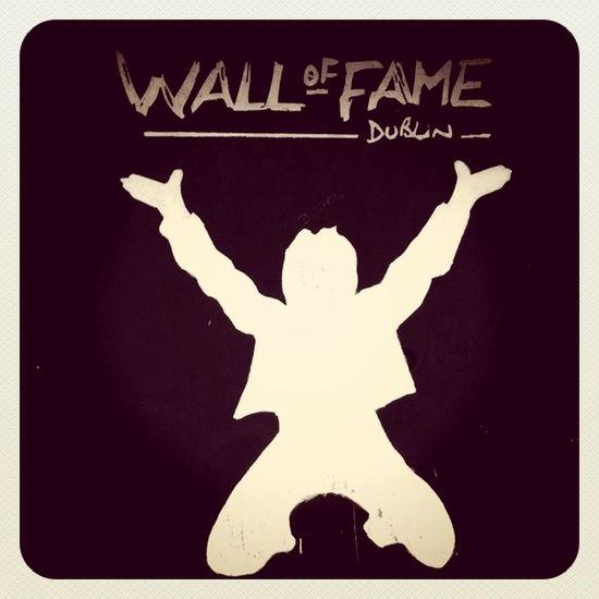 #wall of #fame #dublin #ireland #earlybirdlove #jj_forum #jj #templebar Dublin Wall Ireland Fame Jj  Templebar Earlybirdlove Jj_forum