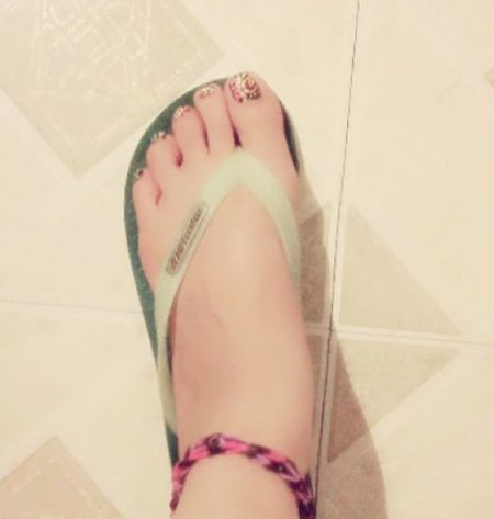 Nail art crazy :) Nailart  Myfoot