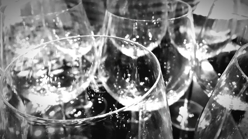 Glass of wine? Close-up No People Fragility Nature Refraction Backgrounds Water Indoors  Shiny Beauty In Nature Day Glass