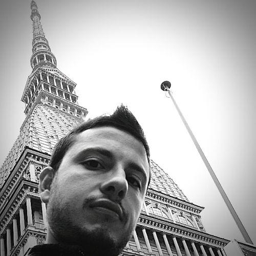 Torino , La Mole Turin Torino Mole Architecture Selfie ✌