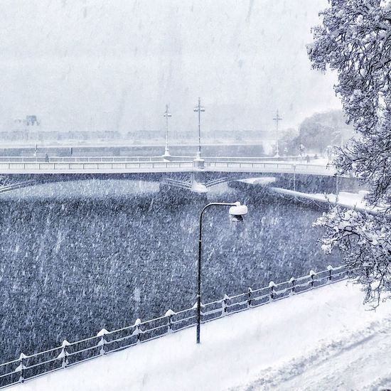 Winter came early this year Shades Of Winter Winter Snow Cold Temperature Weather Nature Snowing Beauty In Nature Frozen Cityscape Urban Landscape City Life View From The Office Winter Is Coming Winter Wonderland Snowfall Nordic Light