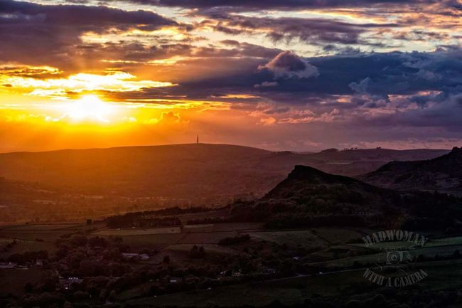 Queen of the Moorlands Sunset Nature_collection Nature Photography Moorlands Staffordshire Staffordshire Moorlands Sunset_collection Canonphotography