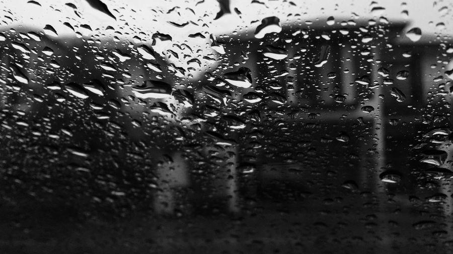 Rainy time Sky