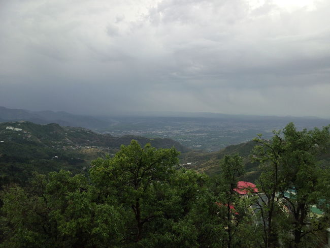 Beauty In Nature Cloudy Greenry Hills Landscape Mountain Nature Outdoors Rain Sky Trees