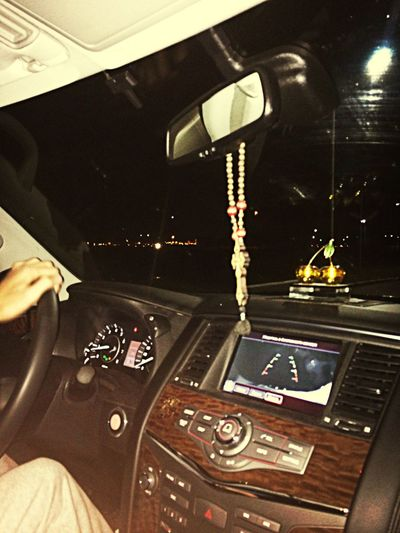 Огни Китая - вид из России. Russia Night China Town