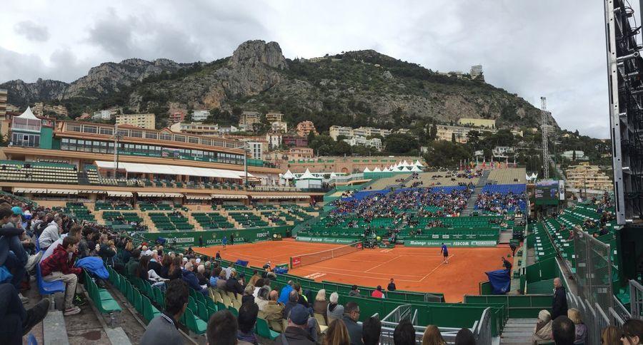 Monte-Carlo Rolex Masters 2016 | Tennis Monaco IPhoneography Taking Photos EyeEm Best Shots