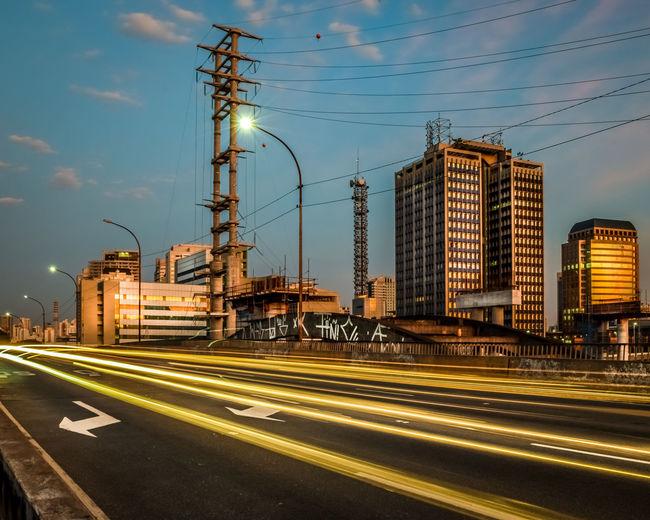 Light Trails Under the Bridge Brasil Brazil Bridge Day Lighttrail Lighttrails Lighttrailsphotography Long Exposure Longexposure Longexposurephotography No People Outdoors Road Sampa SAMPAcity Sao Paulo - Brazil São Paulo