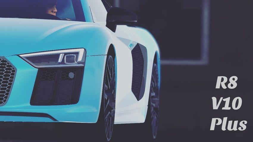 EyeEm Selects GTAV Gta 5 Gta5online Gta5mods Modder Realisticcars Audir8v10plus AudiR8v10 Audir8 Snapmatic GTAV Photography Nicephoto Greatshot Poster Bestofphotos Car No People Close-up Day Outdoors