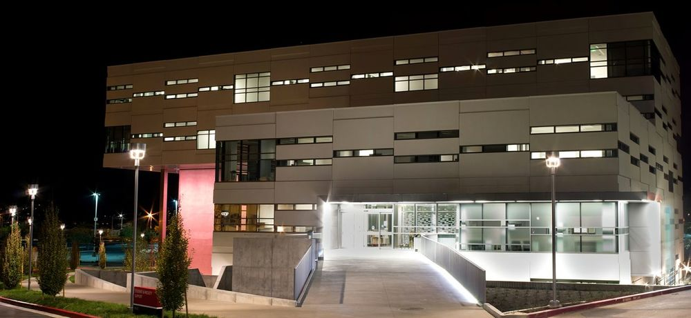Nightphotography Bay Area Pentax K-3 Ll Architecture Slowshutter