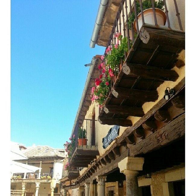 Pedraza Segovia Segoviaisdifferent