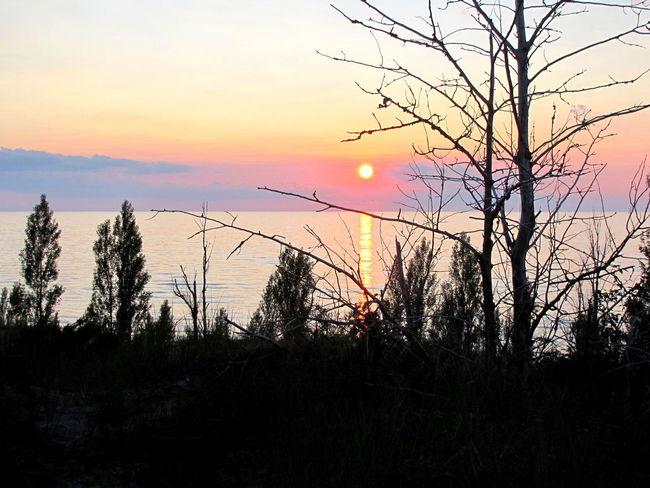 Sunset Sunset_collection Lake Huron Pinery Pinery Provincial Park Sunset #sun #clouds #skylovers #sky #nature #beautifulinnature #naturalbeauty #photography #landscape