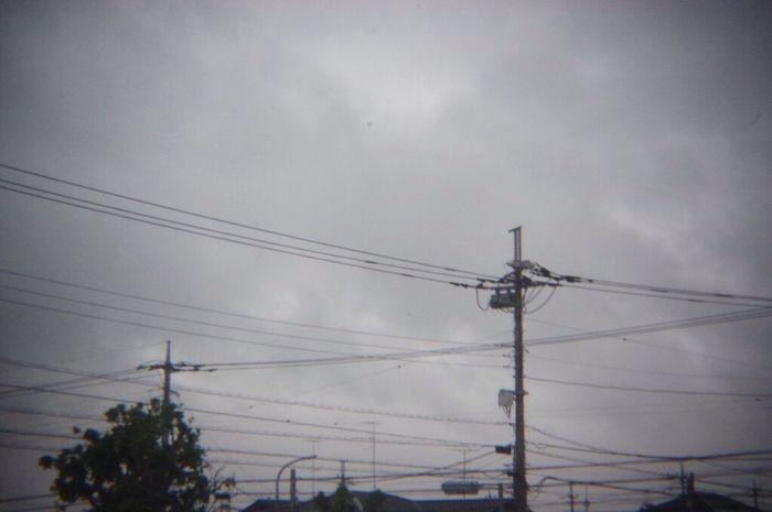 おつかれさま。 Pentax K-3 Holgalens Rain Day