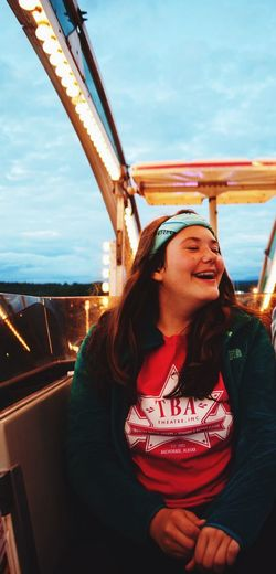 Love Life Fair Alaska Nikon Enjoying Life Lights Smile Braces!