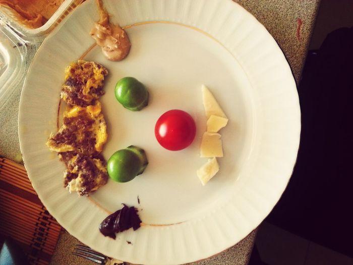 Kahvaltı yı kardeş hazırlarsa ;) ... Cute Breakfast 안여어엉 ♡♥