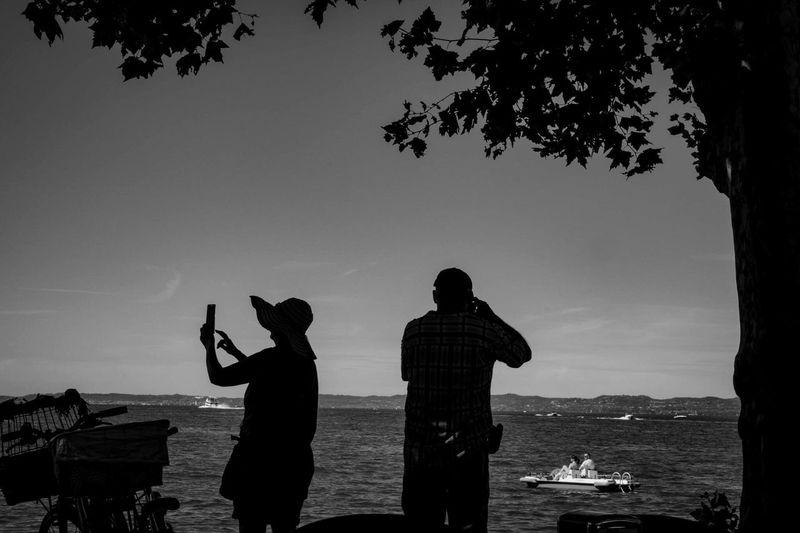 Momenti dal lago