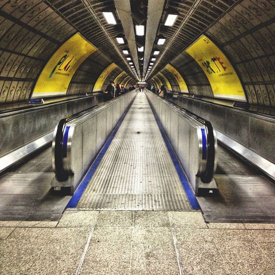 Perspectives London Underground Undergroundphotography AMPt - Vanishing Point