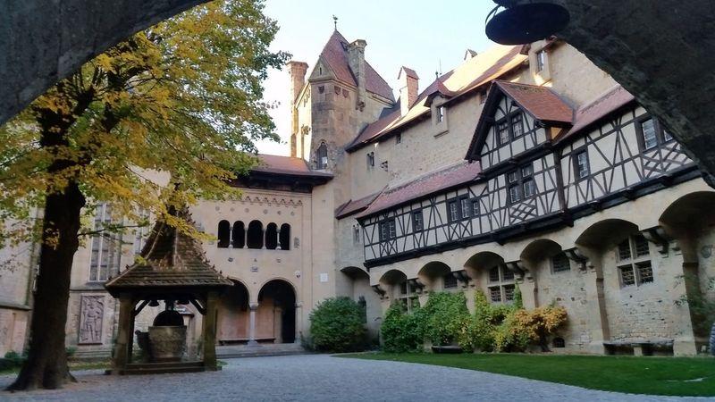 Kreuzenstein Edad Media Mittelalter History Burg Castle
