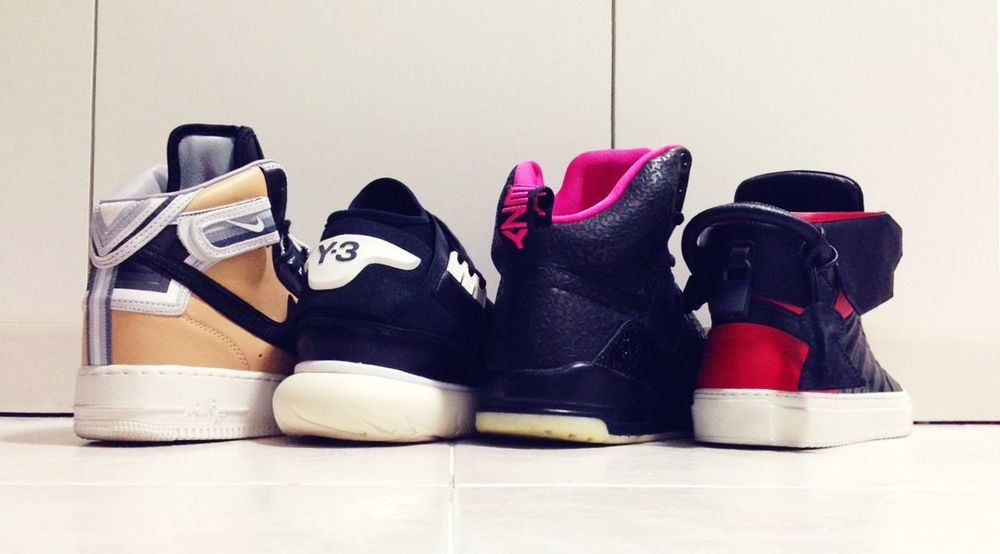 Fab 4 Street Fashion Sneakerhead  Pasir Ris