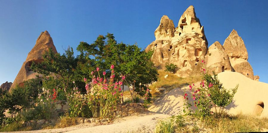 Hobbit House Fairytale  Landscape Beatiful Place Cappadocia Cappadocia/Turkey Türkiye Stone House