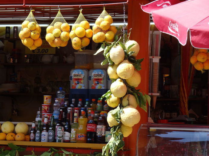 Lemons Fruit Stall Food Food Photography Food And Drink Yellow