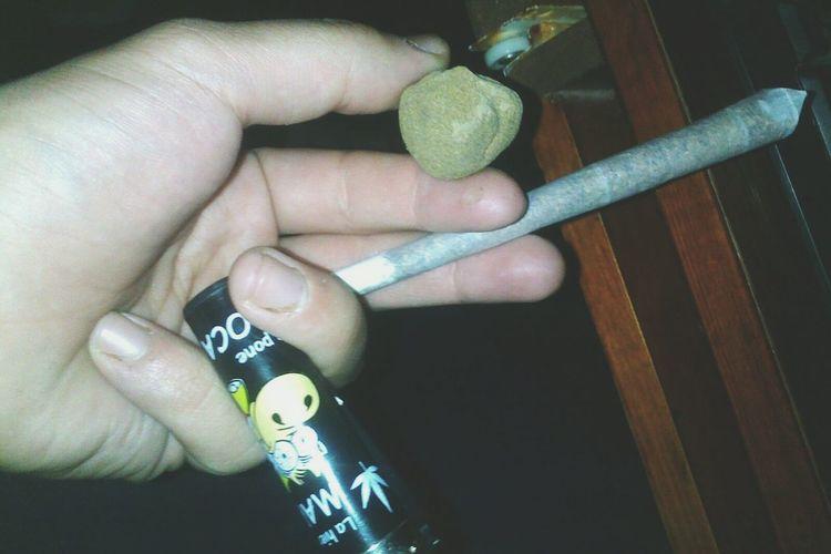 Smoke Weed Enjoying Life