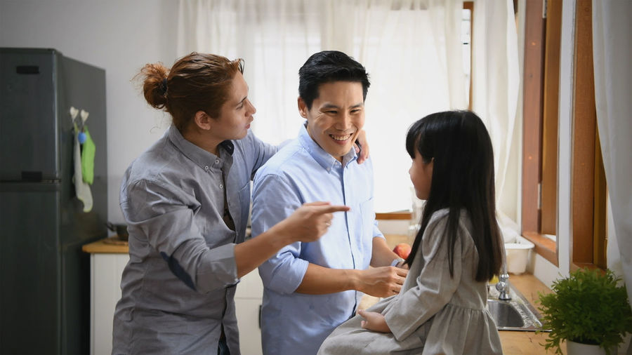 Adult Indoors  Group Of People Communication Togetherness Women Smiling Young Women Waist Up Young Adult Men Standing Healthcare And Medicine Happiness Three Quarter Length Hospital Mid Adult People Care