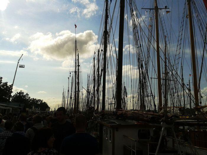 Rostock Clouds