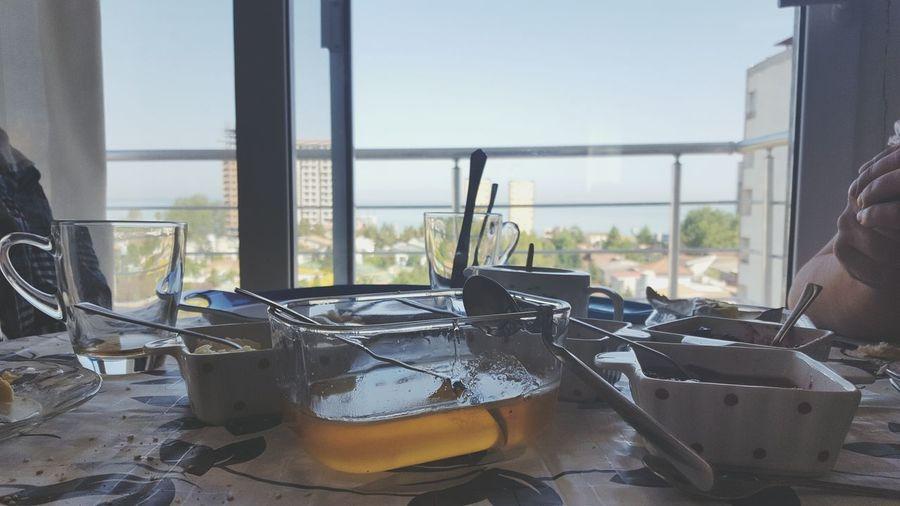 Breakfast Sea View