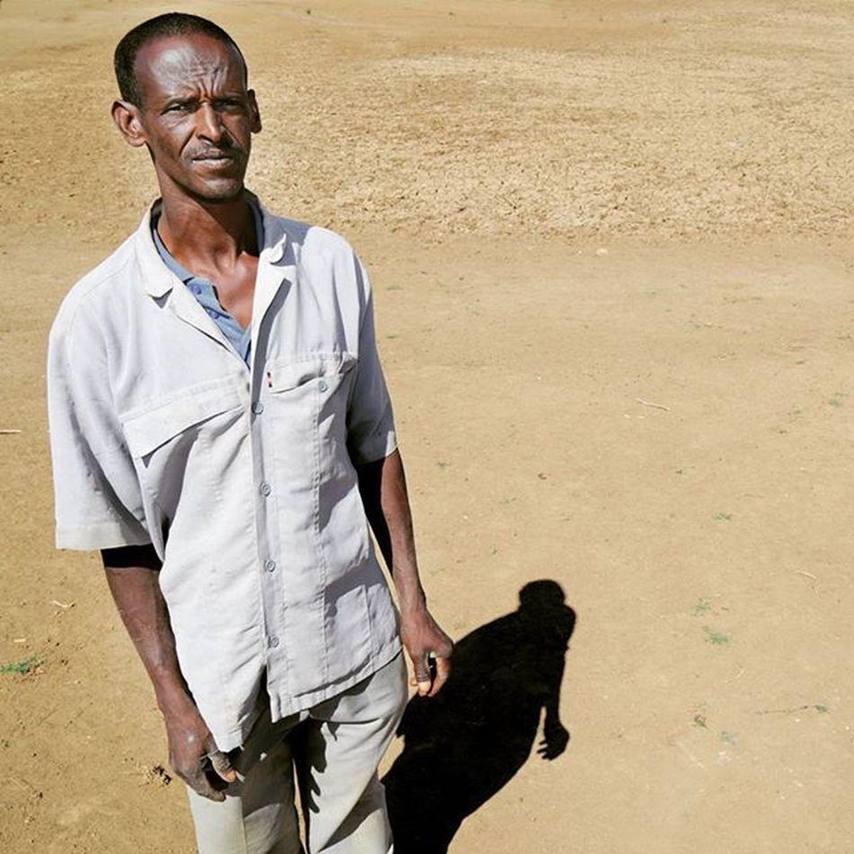 Drought Farmer Climatechange Drylake Earthdam Somaliland Somali