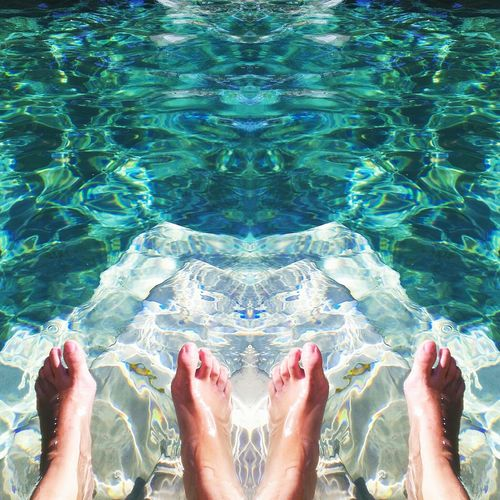 Bali Vibes Holiday Bali, Indonesia Pool Beautiful Surroundings Chilling Holiday POV Barefoot