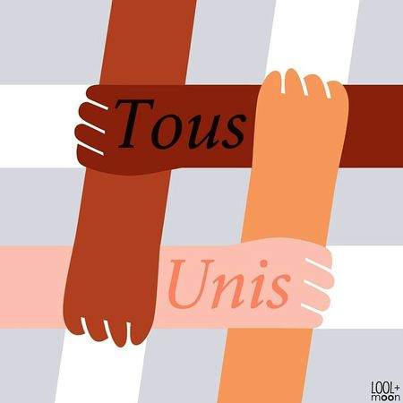 Today in France we are TousUnis ! Democracy Liberty Jesuischarlie