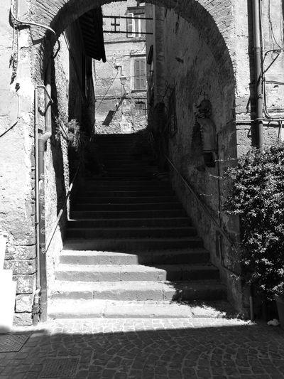 Particolare della zona antica di Bracciano