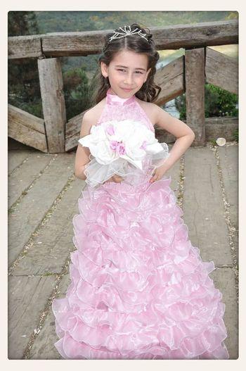 Güneş Yüzlüm Prensesim Tatlı Cadı♡ Annesinin Canı...