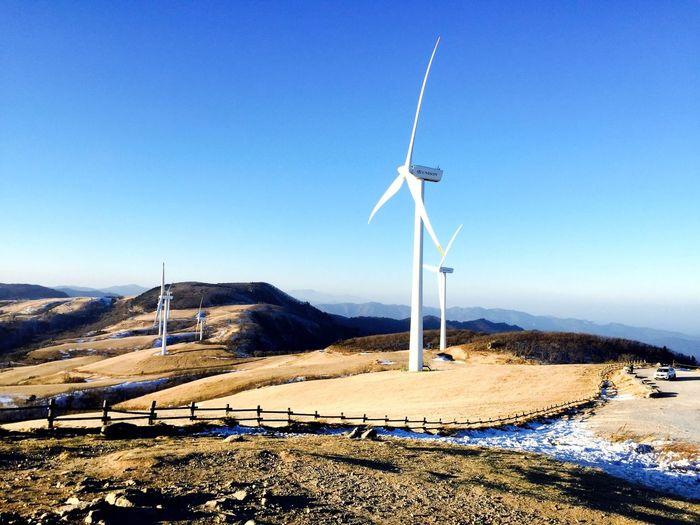 Korea Alps, Daegwallyeong Yangtte Farm??