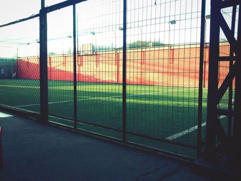 Un buen partido Futbol Joga Bonito People Cansado Chile Chile