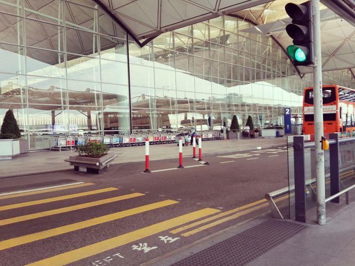 Hong Kong International Airport HongKong On The Road Photography Street Photography